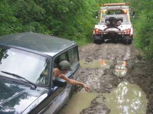 Vermont mud